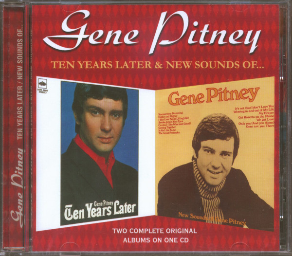 Ten Years Later - The New Sounds Of Gene (CD)