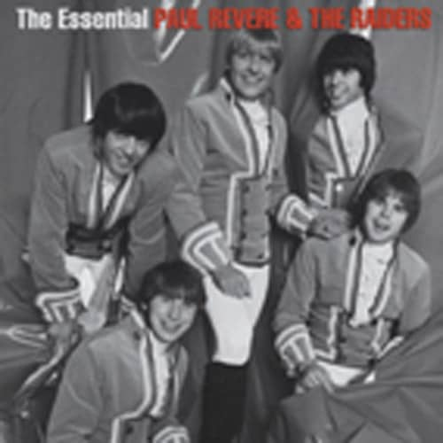Revere, Paul & The Raiders The Essential (2-CD) US