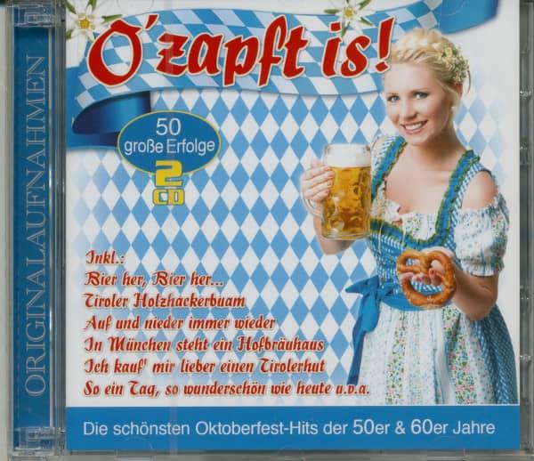 O'zapft is! (2-CD)