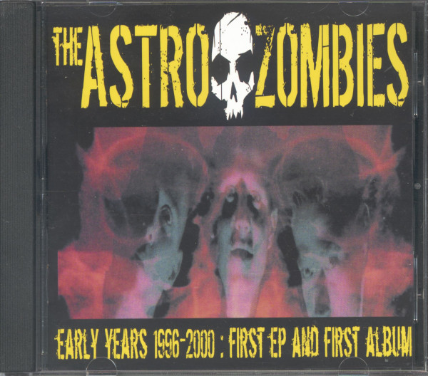The Early Years 1996-2000 (CD)