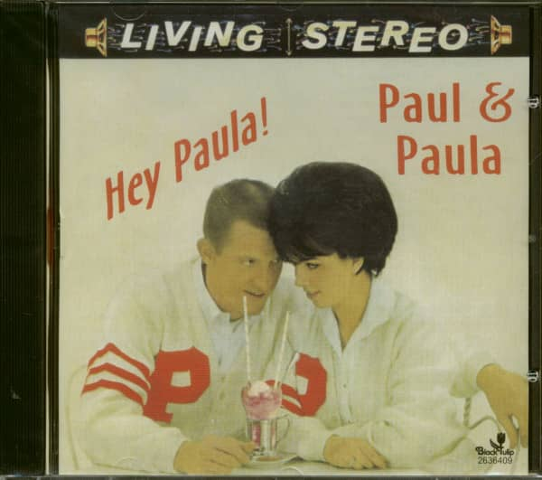 Paul & Paula Hey Paula! (CD)