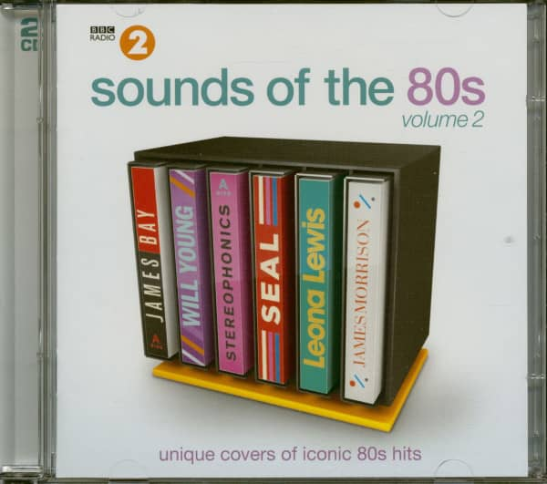 Sounds Of The 80s Vol.2 (2-CD)