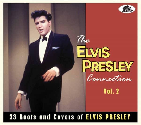 The Elvis Presley Connection Vol.2 (CD)