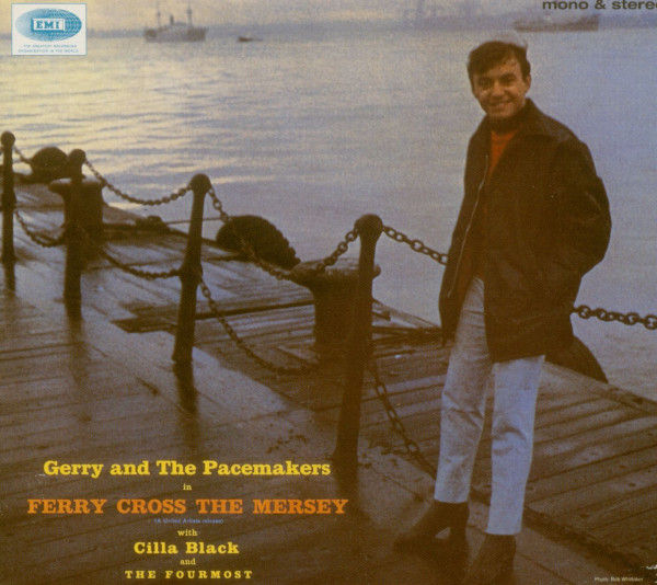 Ferry Cross The Mersey - Mono & Stereo