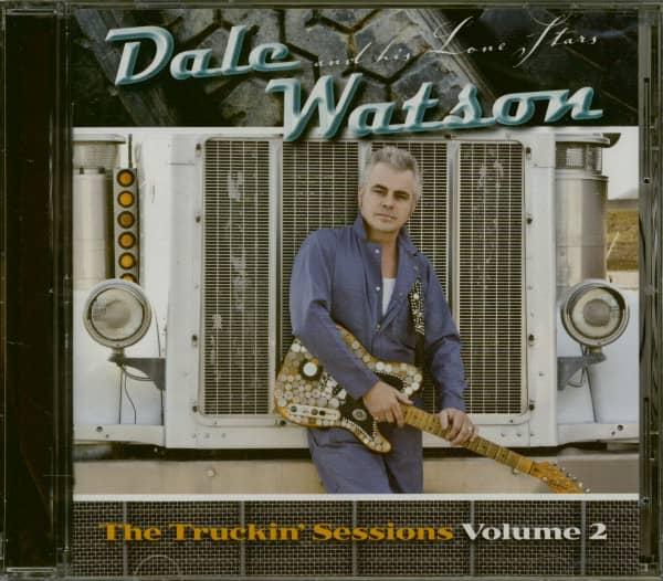 The Truckin' Sessions Vol.2 (CD)