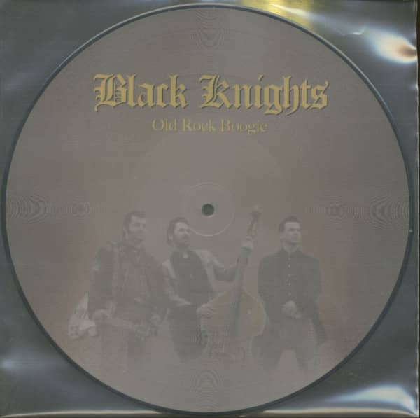 Old Rock Boogie (LP, 10inch, Picture Disc)