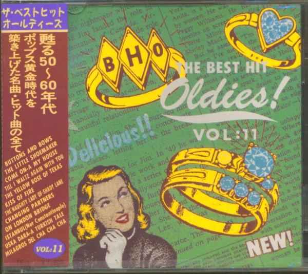 The Best Hit Oldies, Vol.11 (CD, Japan)
