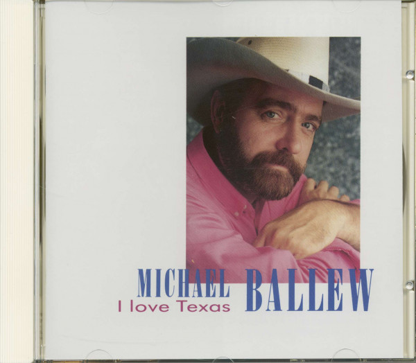 I Love Texas (CD)