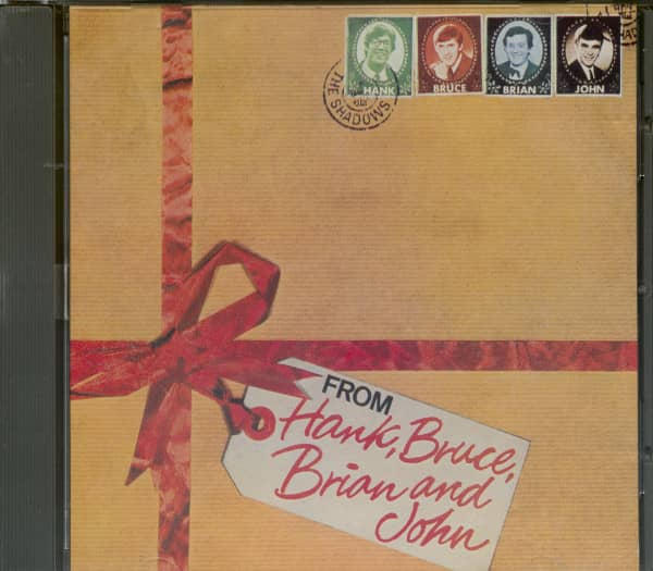 From Hank, Bruce, Brian And John (CD)