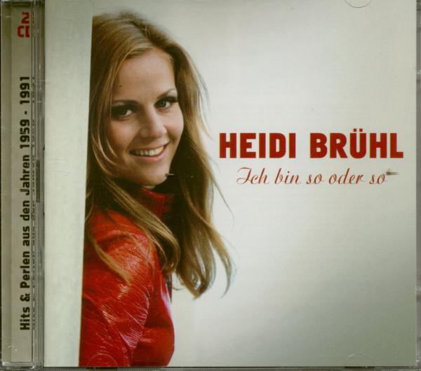 Brühl, Heidi Ich bin so oder so (2-CD)