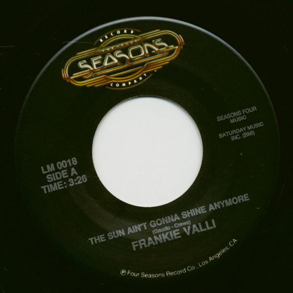 The Sun Ain't Gonna Shine Anymore - Peanuts (7inch, 45rpm)