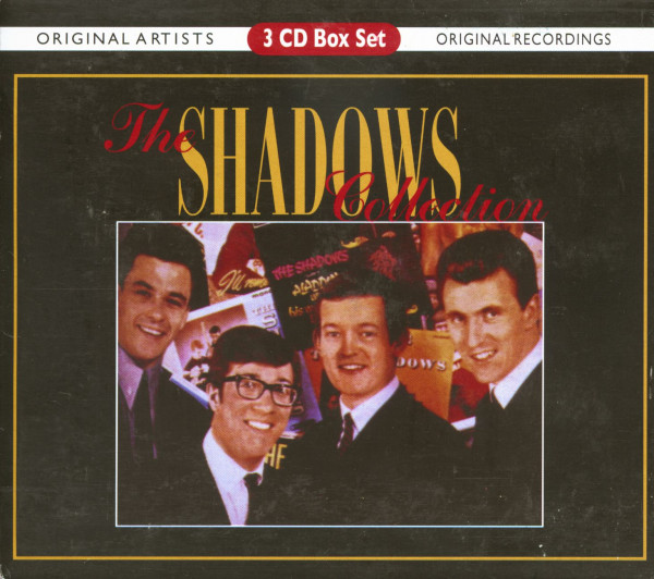 The Shadows Collection (3-CD)