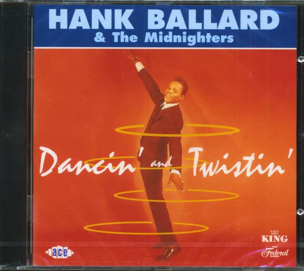 Dancin' And Twistin' (CD)