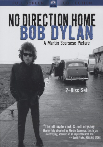 Dylan, Bob No Direction Home 2-DVD (US Code 1)