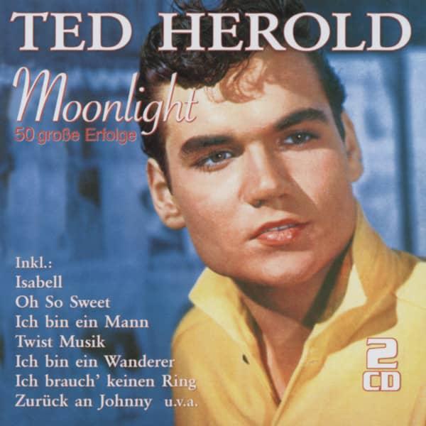 Moonlight - 50 große Erfolge (2-CD)