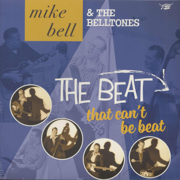 The Beat That Can't Be Beat (LP)