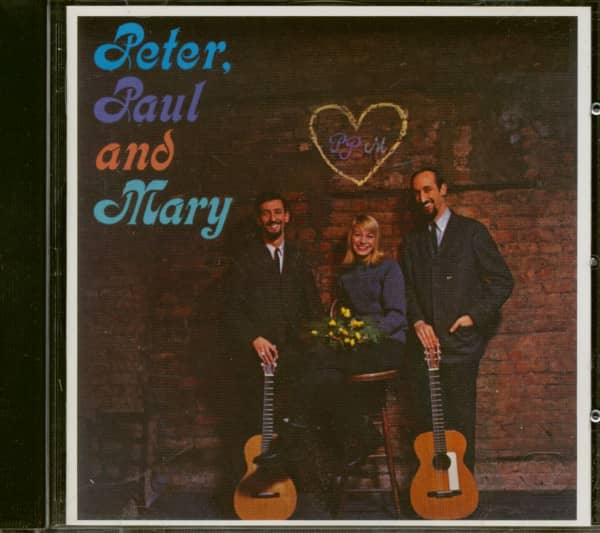Peter, Paul and Mary (CD)