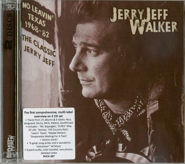 No Leavin' Texas - The Classic Jeff 1968-1982 (2-CD)