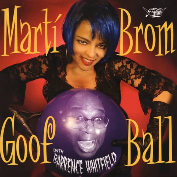 Goof Ball b-w Macumba Love 7inch, 45rpm, PS
