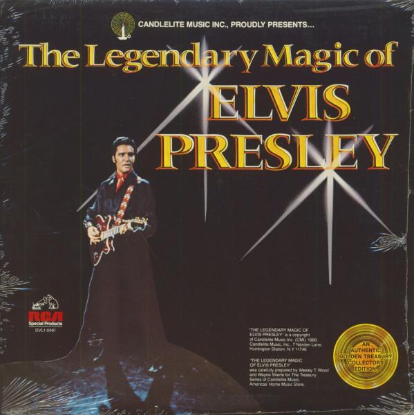 The Legendary Magic Of Elvis Presley (LP)