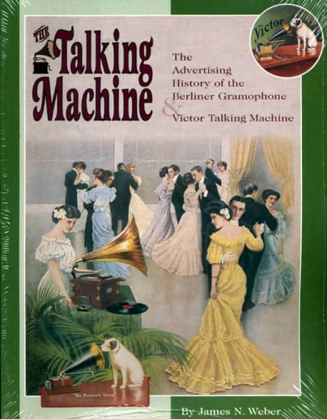 The Talking Machine (adverts) - Victor Talking Machine & Berliner Gramophone