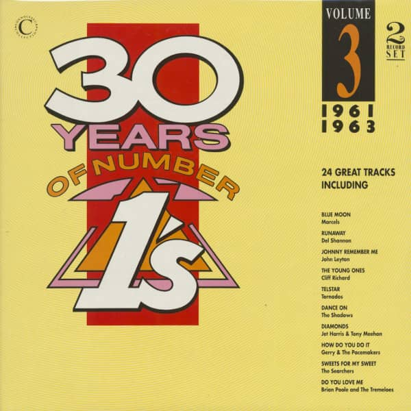 30 Years Of Number 1's, Vol.3 (2-LP)
