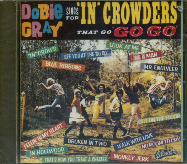 Sings For 'In' Crowd - Cut Out (CD)
