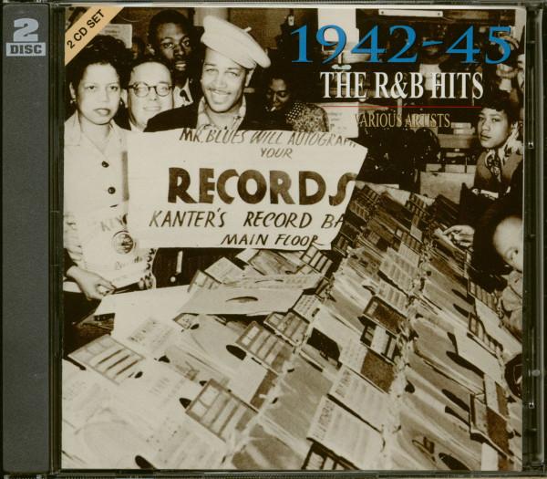 1942-45 The R&B Hits (2-CD)