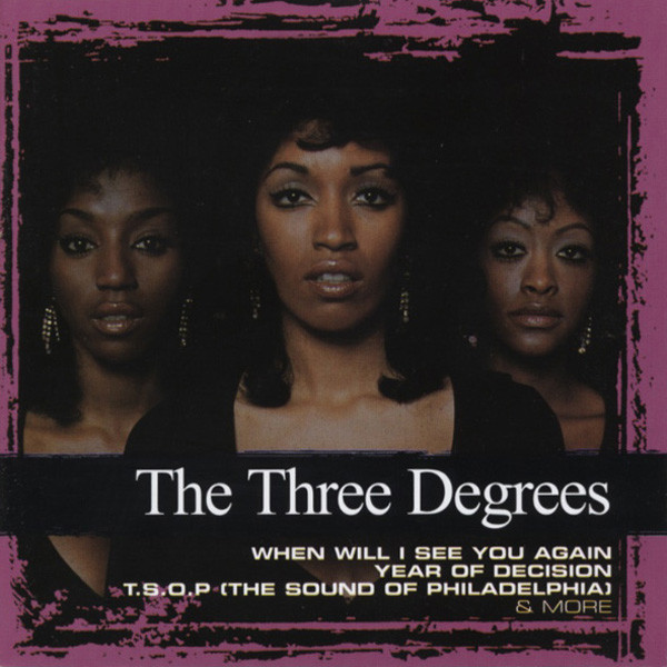 Three Degrees Collections