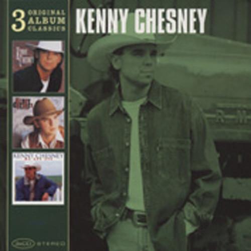 Chesney, Kenny 3 Original Albums (3-CD Slipcase)
