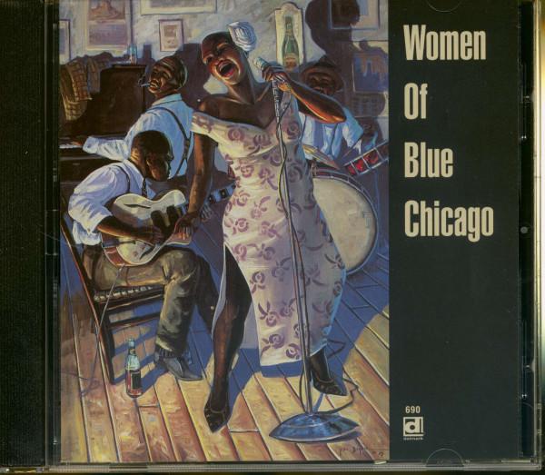 Va Women Of Blue Chicago