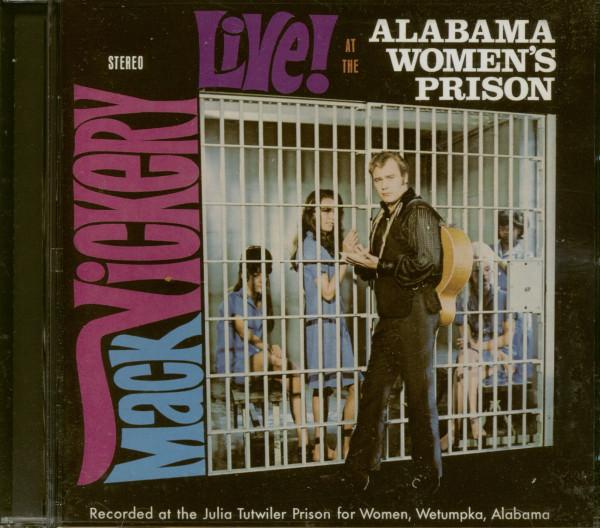 Live At The Alabama Women's Prison, plus (CD)