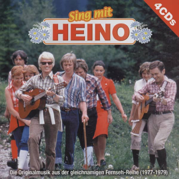 Heino Sing mit Heino (4-CD)