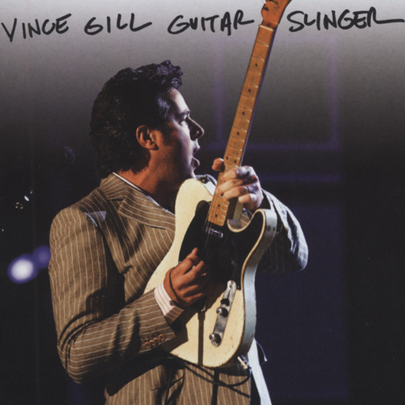 Gill, Vince Guitar Slinger (2011) regular version