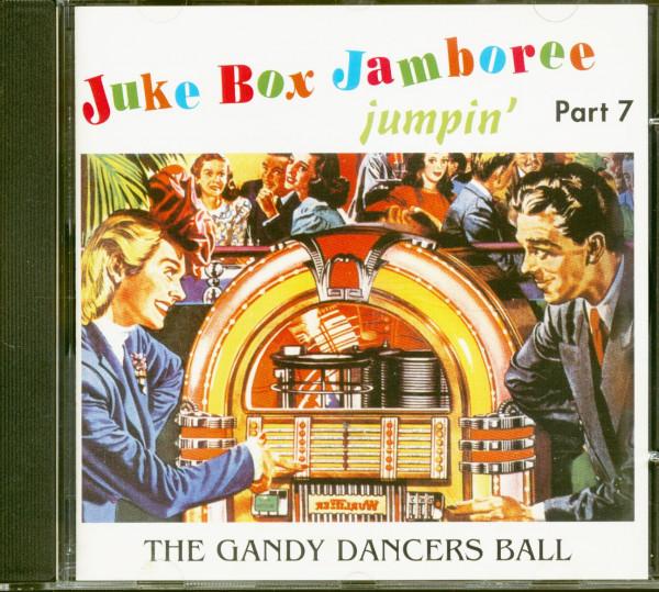 Juke Box Jamboree Part 7 - Jumpin' (CD)