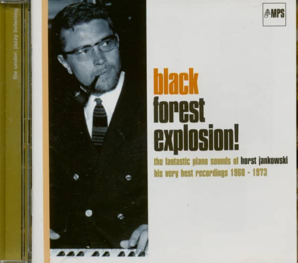 Black Forest Explosion! (CD)