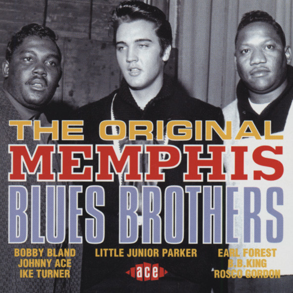 Va The Original Memphis Blues Brothers
