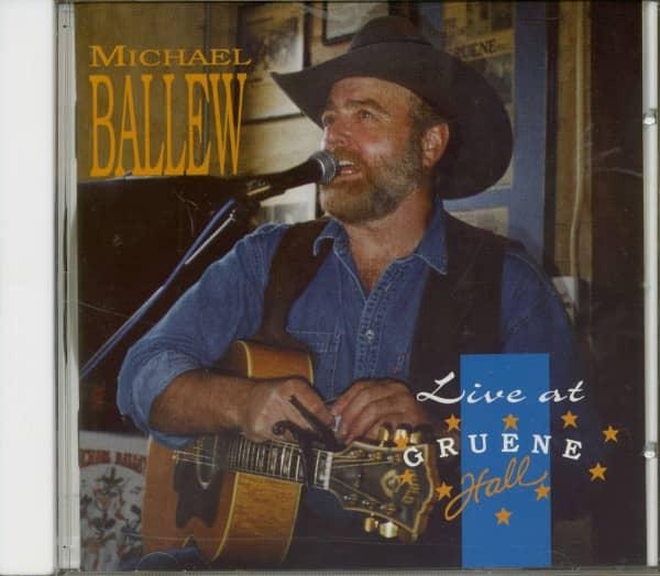 Live At Gruene Hall (CD)