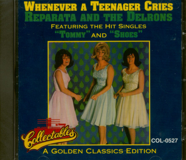 Whenever A Teenager Cries (CD)