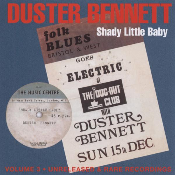 Bennett, Duster Shady Little Baby