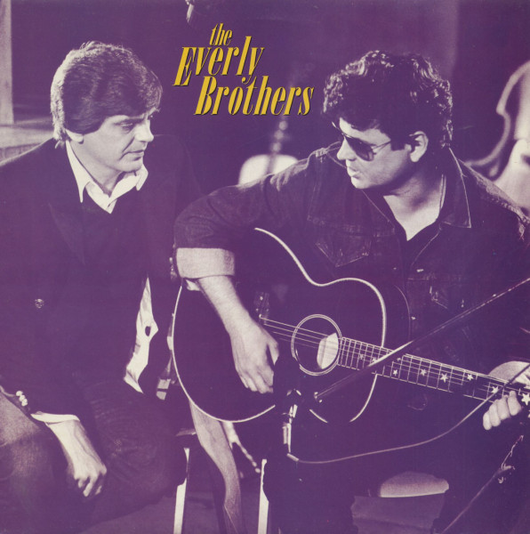 The Everly Brothers 1984 (LP)