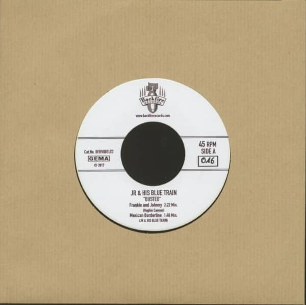 Busted (EP, 7inch, 45rpm, Ltd.)