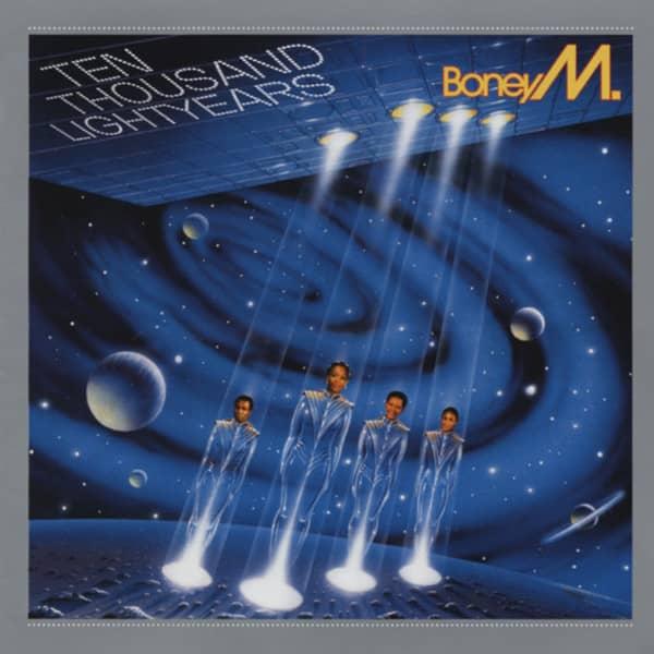 Ten Thousand Lightyears...plus (CD)