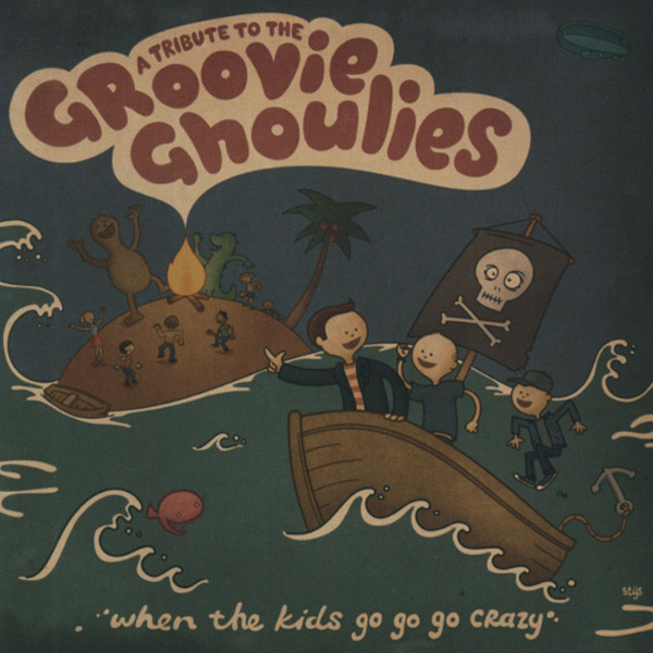 Va A Tribute To The Groovie Ghoulies