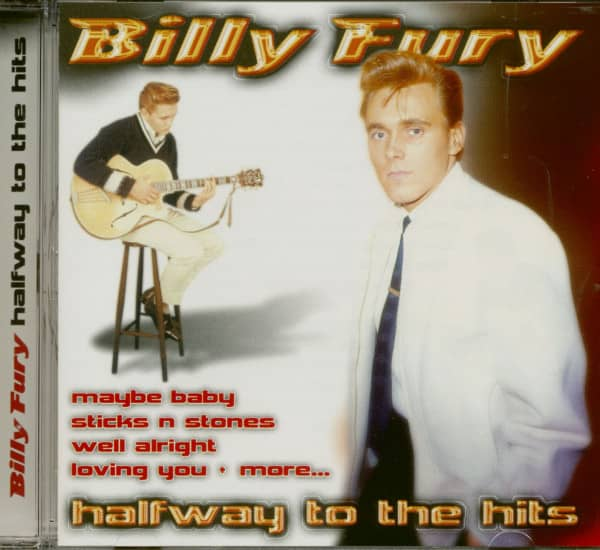 Halfway To The Hits (CD)