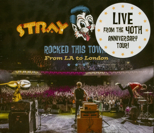 Rocked This Town (CD)