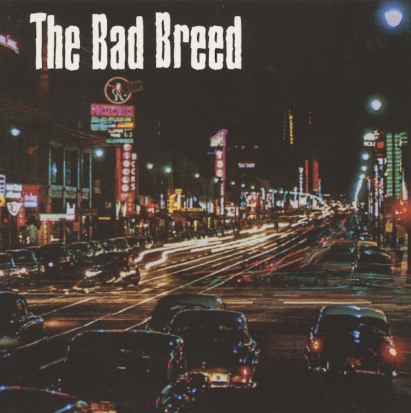 The Bad Breed (LP, 10inch)