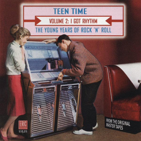 Vol.2, Teen Time - Young Years Of Rock & Roll