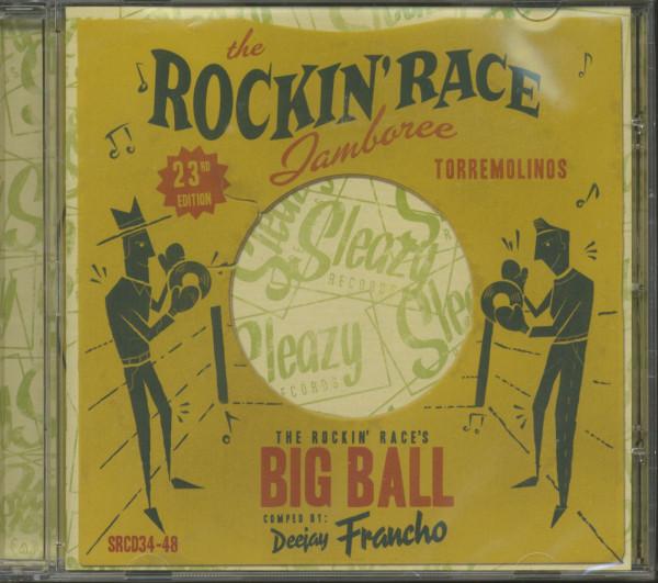 The Rockin' Race Jamboree - Deejay Francho (CD)