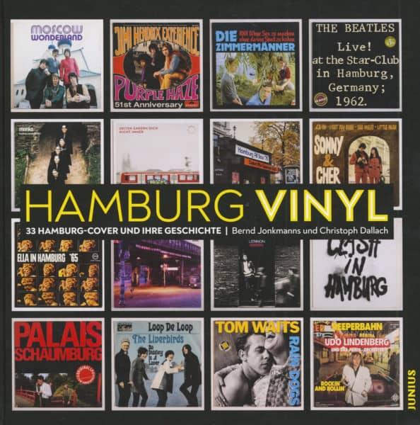 Hamburg Vinyl - 33 Hamburg-Cover und Ihre Geschichte